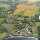 Over Cambridgeshire by Stephen Horton