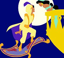 Aladdin by Zoe Toseland