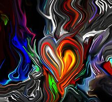 Distorting The Heart by rlbellamy