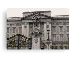 Buckingham Palace Canvas Print
