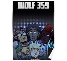 Wolf 359  Poster