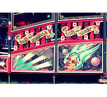 Super waltzer Photographic Print