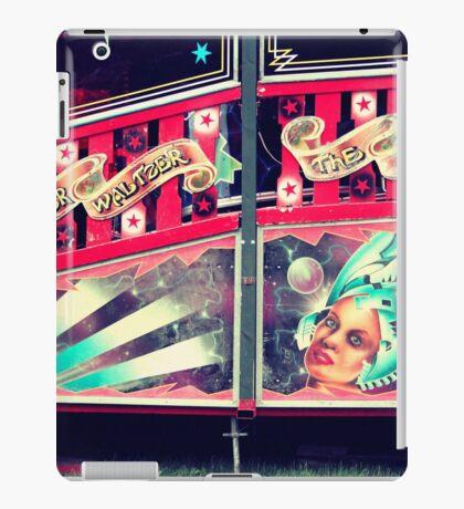 Super waltzer iPad Case/Skin