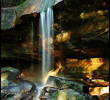Somersby Falls by kcy011
