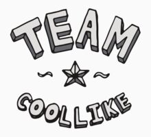 TEAM COOLLIKE - Gray by AshWarren
