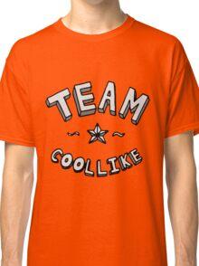 TEAM COOLLIKE - Gray Classic T-Shirt