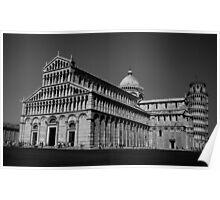 Duomo di Pisa Poster
