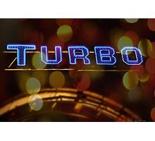 Turbo Photographic Print