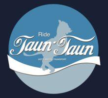 Ride TaunTaun Kids Tee