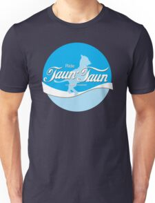 Ride TaunTaun Unisex T-Shirt