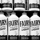 Fairy Bottles by Fern Blacker
