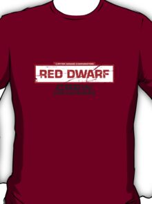 Red Dwarf Third-Class Technician T-Shirt