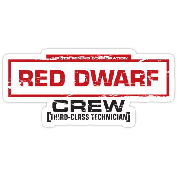 Red Dwarf Third-Class Technician by Mattwo