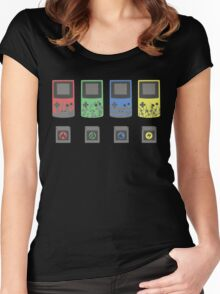 I choose you! Women's Fitted Scoop T-Shirt