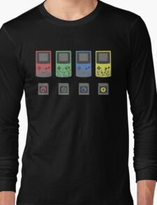I choose you! Long Sleeve T-Shirt
