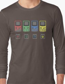 I choose you! Long Sleeve T-Shirt