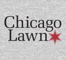 Chicago Lawn Neighborhood Tee Kids Tee