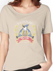 Regular Gym Women's Relaxed Fit T-Shirt