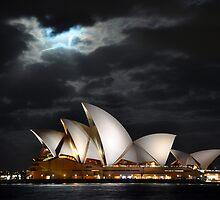 """Sydney Opera House"" by Sandy Esterhuizen Photography"