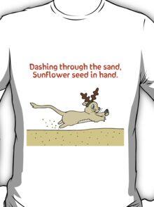 Gerbil Reindeer T-Shirt