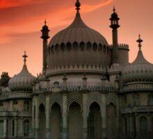 Royal Pavilion, Brighton Sticker