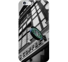 Starbucks iPhone Case/Skin