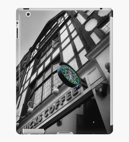 Starbucks iPad Case/Skin