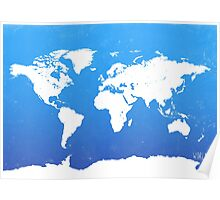 World map I World Poster