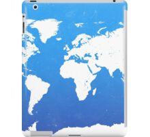 World map I World iPad Case/Skin