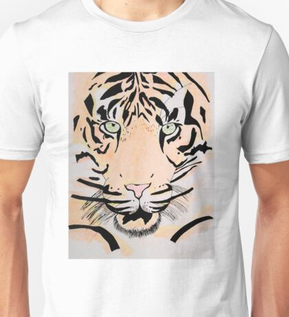 Tiger Pencil Unisex T-Shirt