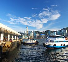 Hong Kong by kawing921
