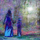 A magical garden by © Pauline Wherrell