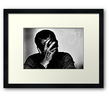 Emotional Framed Print