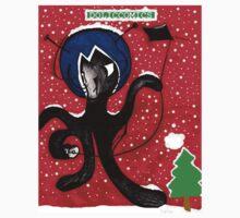 No Mans Cat Season Greetings doliccomics INK  Kids Tee
