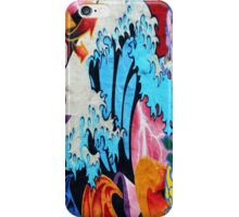 Newquay graffiti iPhone Case/Skin