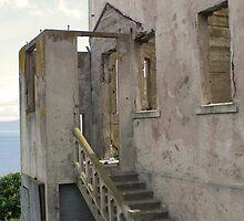Abandoned Entrance by WisePhoto