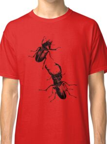 Stag beetles Classic T-Shirt