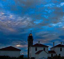 Beavertail Lighthouse by Lightengr