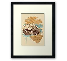 My Lovely Friend Prints and iPhone Cases Framed Print