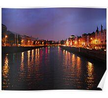 Dublin Nights Poster