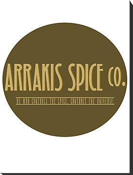 Dune - Arrakis Spice co. (version 2) by bassdmk