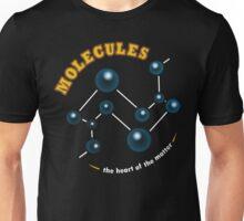 Molecules: The Heart of the Matter Unisex T-Shirt