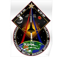 STS-129 Mission Logo Poster