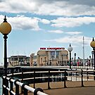 Worthing pier by Asrais