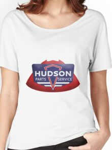 Retro Hudson Automobile Reproduction t-shirt Women's Relaxed Fit T-Shirt