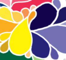 colour explosion 1 Sticker