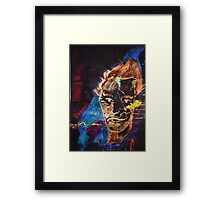 wizzard Framed Print
