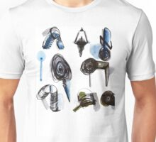 playing with forms Unisex T-Shirt
