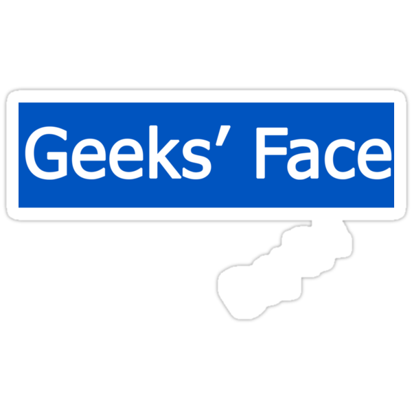 Geeks' Face by Goutou