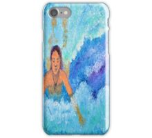 Waves of Relaxation iPhone Case/Skin